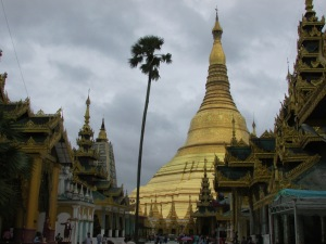 First stop Yangon, and it's rich Buddhist history.