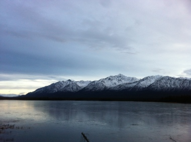 The Yukon has more of a rawness to it, but still a stunningly beautiful place.