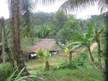 Typical Guatemalan Village
