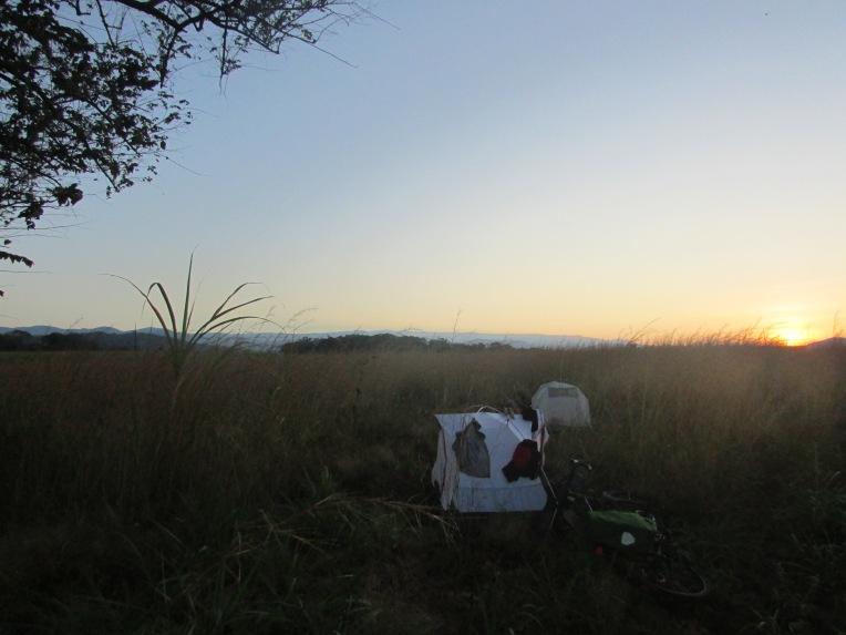 Sunrise in Costa Rica