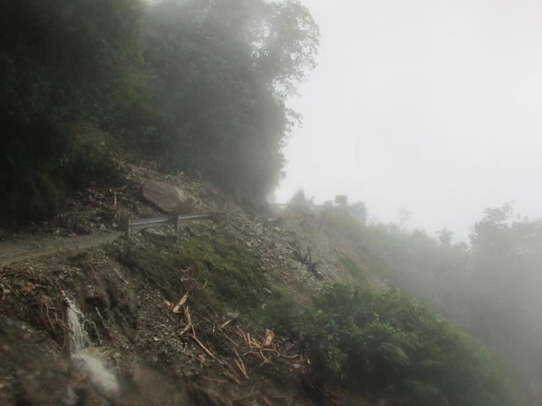 Another fresh landslide