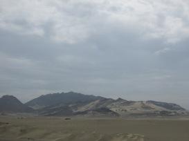 Dunes are getting bigger!