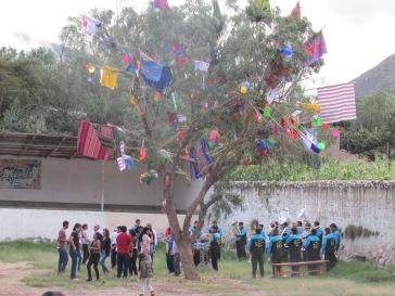 A local festival