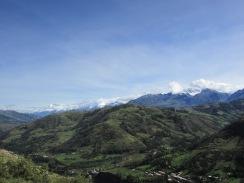 Cordillera Blancha
