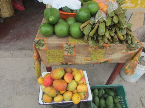 Litterally my idea of heaven...mangoes and avacados for 20 cents