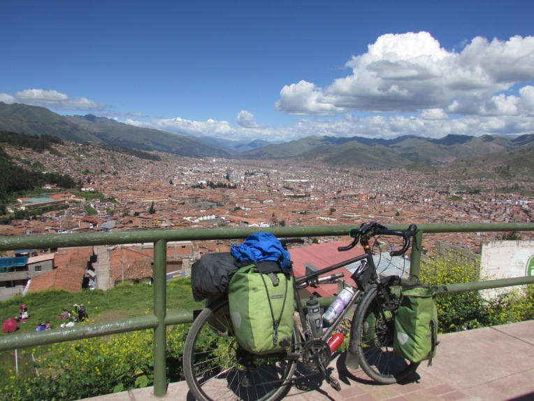 Finally arrived in Cuzco