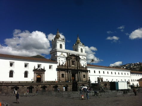 Historic Quito