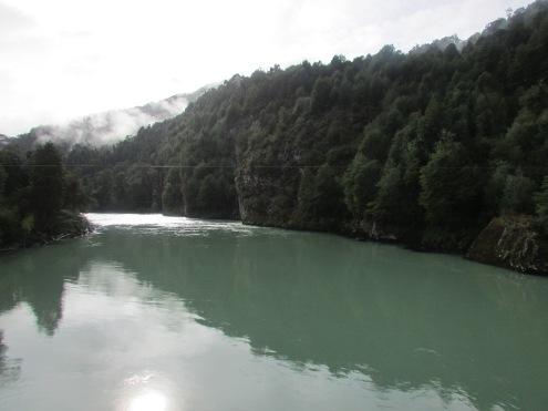 Beautiful rivers everywhere