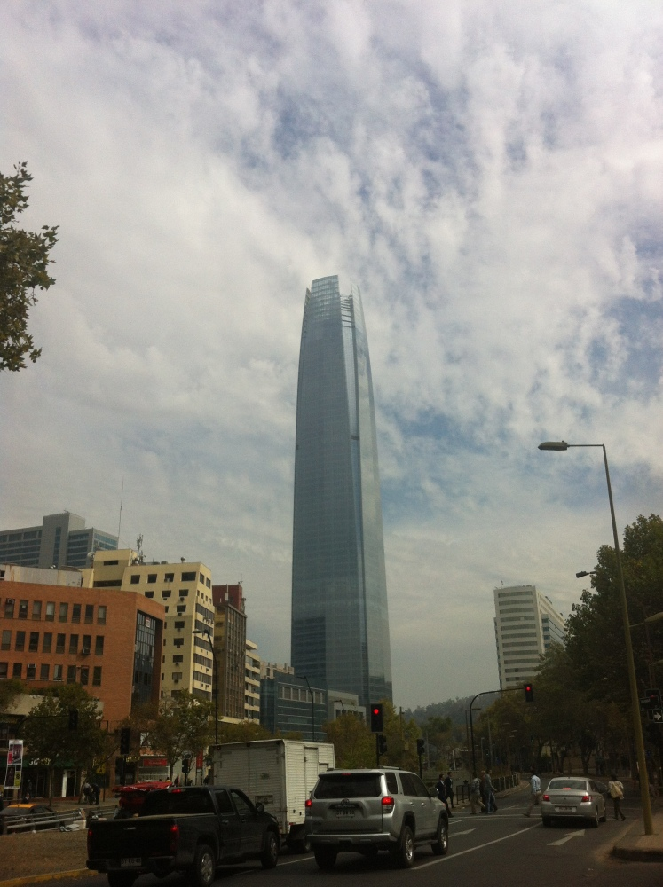 South America's highest building
